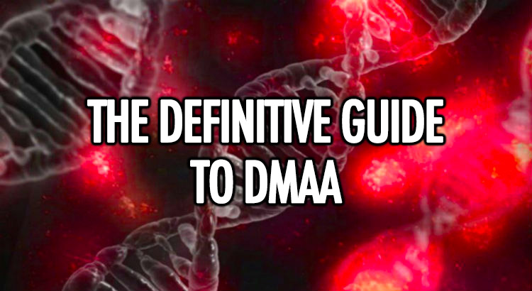 What is dmaa?