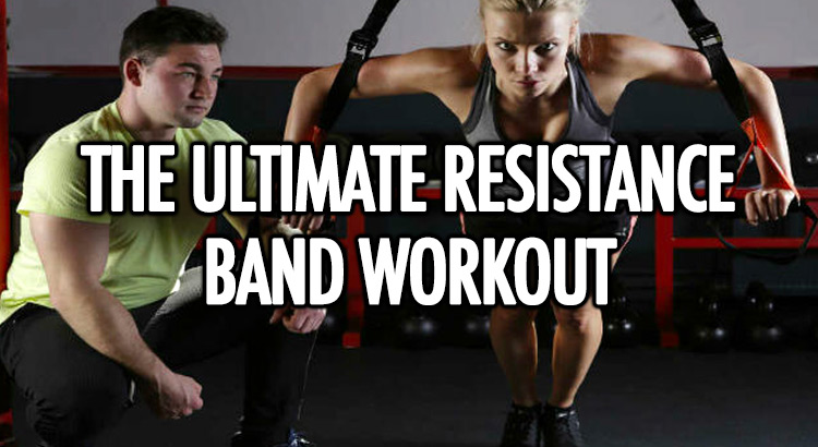 The best resistance band workout