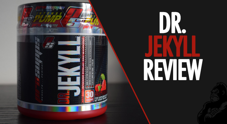 Dr Jekyll Preworkout Review
