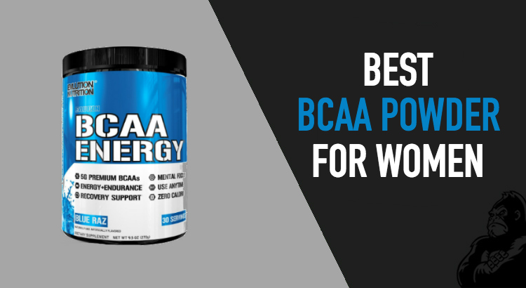 Best BCAA Powder for Women