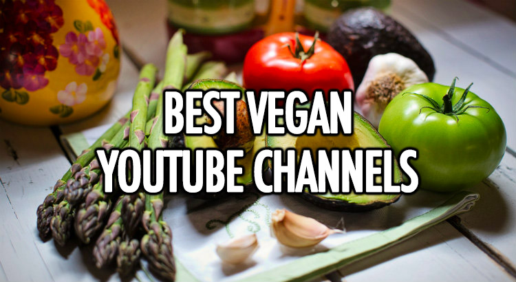 Best vegan YouTube channels