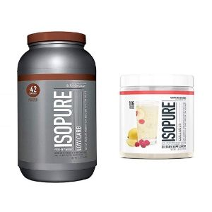 Isopure Low-Carb Isolate Protein Powder
