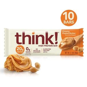 think! (thinkThin) High Protein Bars