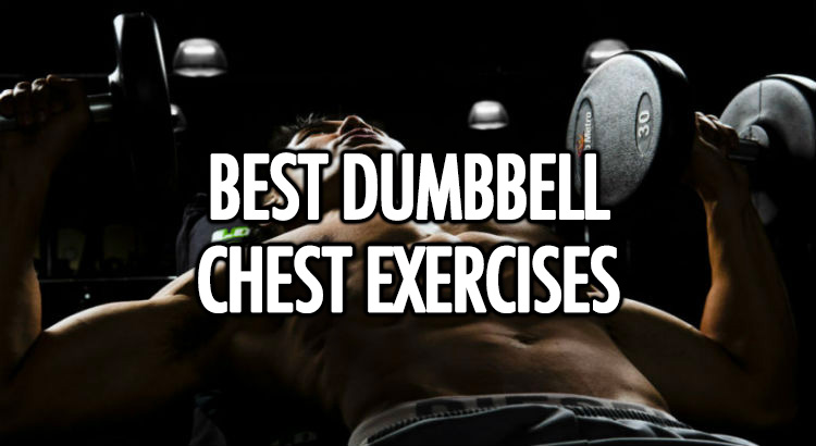 Best dumbbell chest exercises