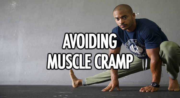 How to avoid cramp