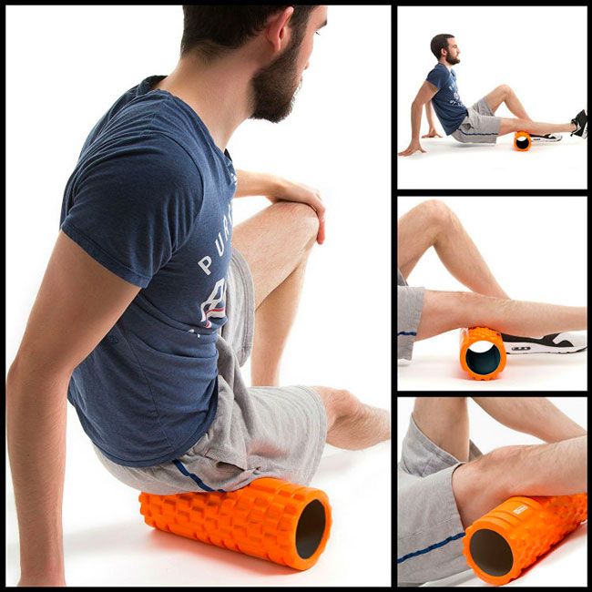 foam roller available on Amazon