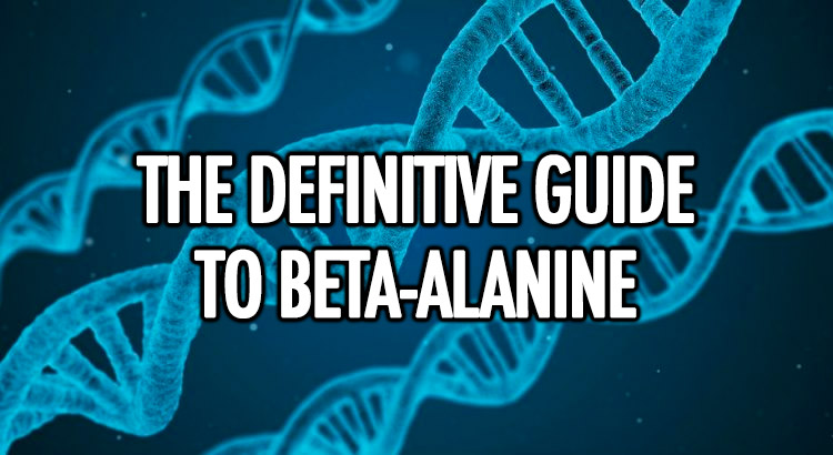 What is beta alanine?