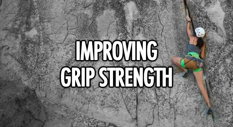 Improve grip strength