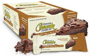 ANSI high protein gourmet bars