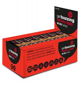 Getbuzzing Protein Flapjack