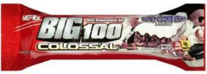 Met Rx Big Colossal Protein Bar