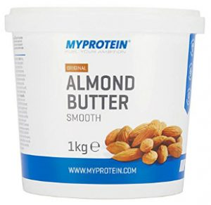 Almond Butter for Bodybuilders