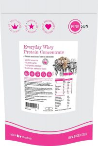 Pink Sun Whey Protein Concentrate