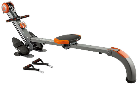 Body Sculpture Rower Home Gym