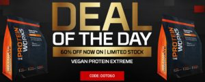 protein works black Friday