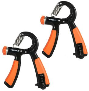 Tomshoo adjustable hand strengthener