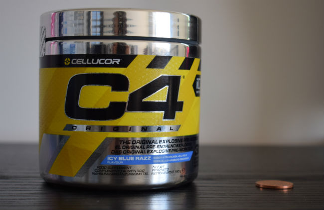 Cellucor C4 Icy Blue Razz