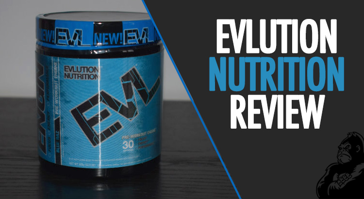 Evlution Nutrition preworkout review