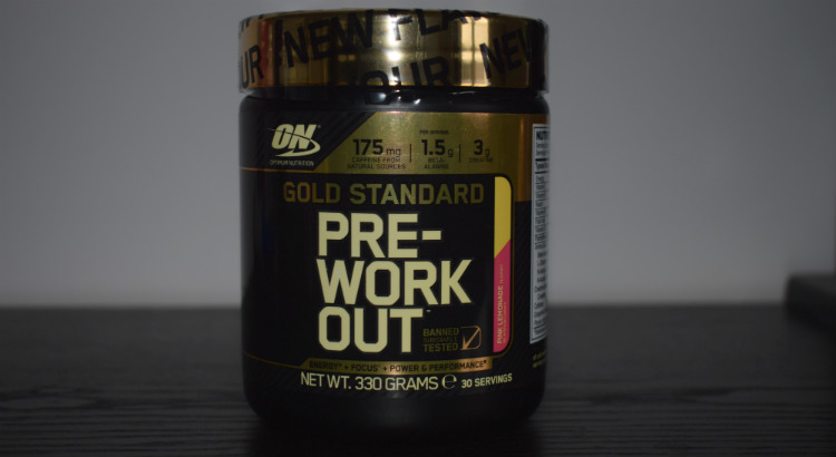 Gold Standard ON Preworkout Review