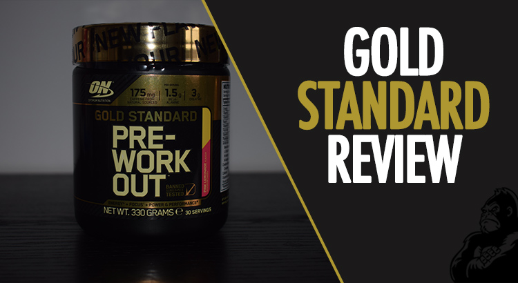 Gold Standard ON Preworkout