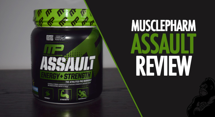 Musclepharm Assault Review