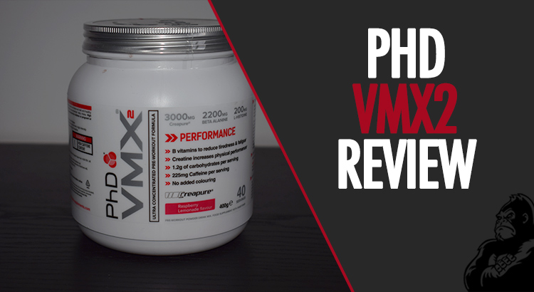 PhD Nutrition VMX2 Pre Workout