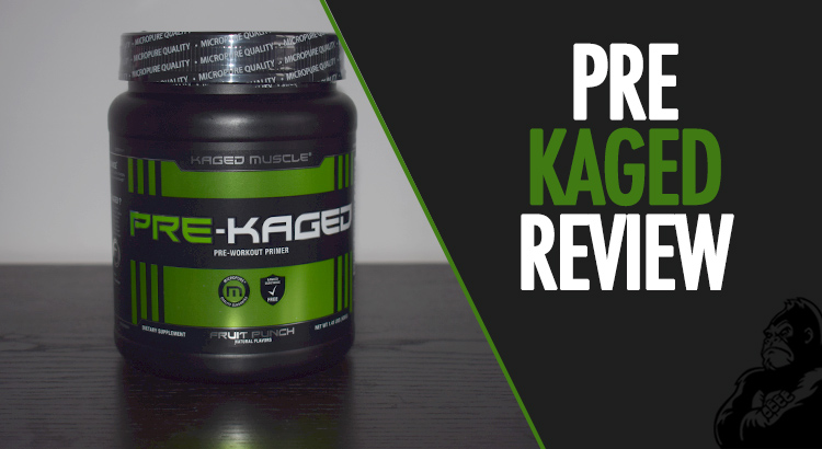 Pre Kaged Preworkout Review