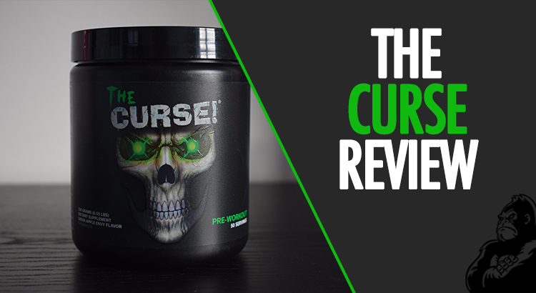The Curse Preworkout Review – Green Apple Envy Flavour
