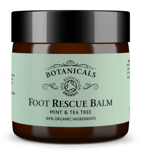 Botanicals Foot Rescue Balm