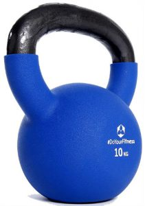 Cast Iron Kettlebells With Protection