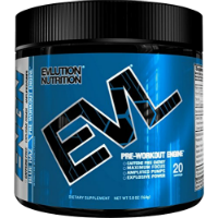Evlution Nutrition Pre-Workout Review