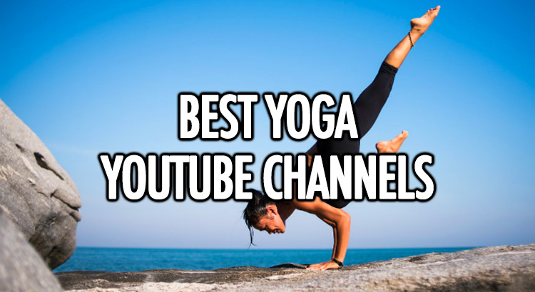 Best yoga YouTube channels