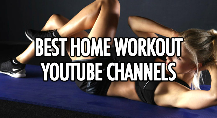 best home workout youtube channels