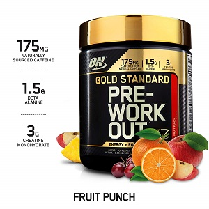 Optimum Nutrition Gold Standard Preworkout