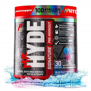 Pro Supps: Mr Hyde Review