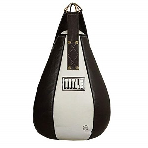 Title Boxing Vintage Maize Bag