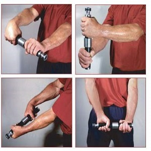 Sidewinder Pro Xtreme Forearm and Grip Strengthener